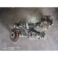 Toyota Corolla ZZE 2003 front only absorber pair V01759