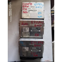 BMW  E36 Electronic control modules 3 pieces E20893