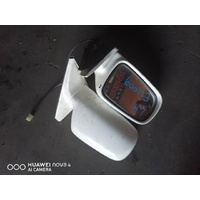 Honda Civic 89 door mirror set left and right white E21009
