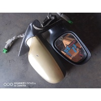 Volvo S60 2001 electric door mirror set left and right E20563