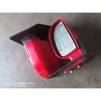 Hyundai Getz 2007 red electric door mirror set E20573