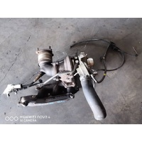 Volvo S40 V40 2003 Turbo with manifold set as in picture E21146
