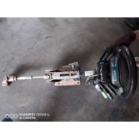 Peugeot 407 2006 full steering column assembly E20444