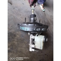 Honda CRV 1998 brake master pump booster E20652