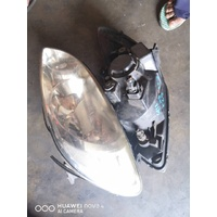 Hyundai Getz 2007 front head light lamp set left and right side E20573